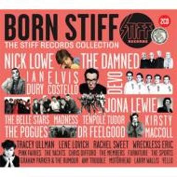 Various/Born Stiff - The Stiff Records Collection