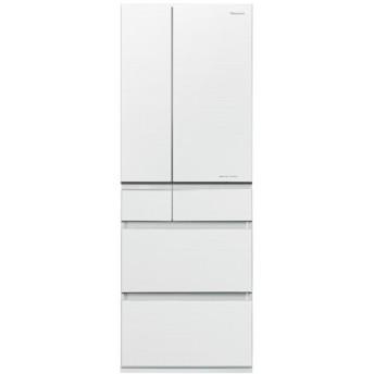 PANASONIC NR-F504HPX-W マチュアホワイト HPXタイプ [冷蔵庫 (500L・フレンチドア)] 冷蔵庫/冷凍庫