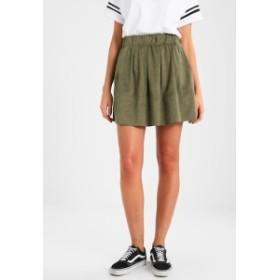Moves A line skirts レディース【 KIA - A-line skirt - dusty olive green】dusty olive green