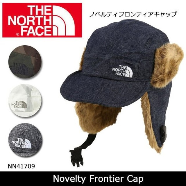 THE NORTH FACE ザ ノースフェイス Novelty Frontier Cap NN41709