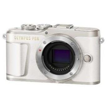 OLYMPUS ミラーレス一眼カメラ PEN E-PL9 ボディ ホワイト オリンパス