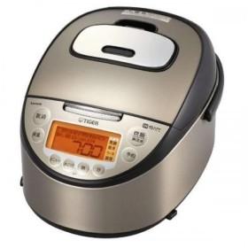 TIGER IH炊飯ジャー 5.5合 炊きたて パールブラウン JKT-J101-TP タイガー 炊飯器