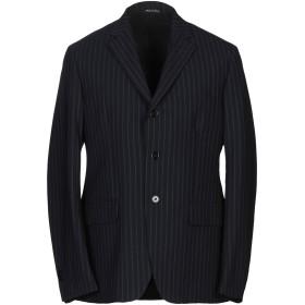 《セール開催中》MASTER COAT メンズ テーラードジャケット ダークブルー 50 ウール 100%