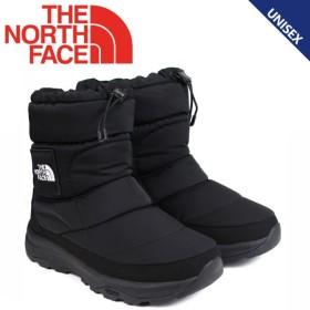 ノースフェイス THE NORTH FACE ヌプシブーティ ブーツ メンズ レディース NUPTSE BOOTIE WP IV LOGO ブラック NF51876 11/21 再入荷