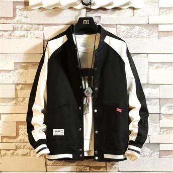 秋冬新作メンズジャケット コート トップス大きいサイズ おしゃれ♪ブラック/レッド2色