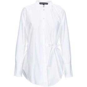 《セール開催中》PROENZA SCHOULER レディース シャツ アイボリー 6 コットン 100%