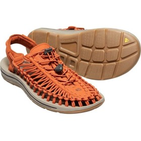 キーン KEEN Mens Uneek Potters Clay/Mulch