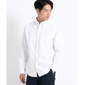 THE SHOP TK / ザ ショップ ティーケー 切替オックスシャツ