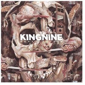 King Nine Death Rattle CD