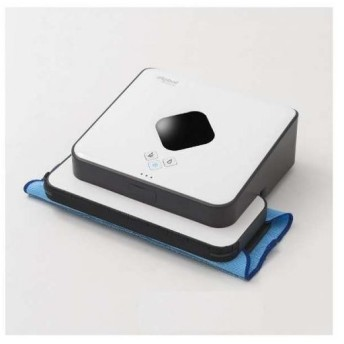 iRobot 国内正規品 床ふきロボット ブラーバ380J B380065 アイロボット
