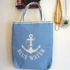 海を感じるA4バッグ