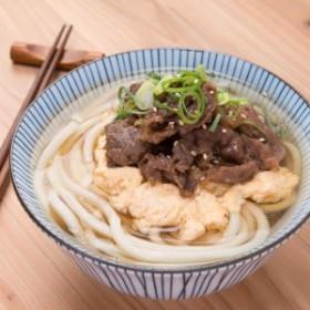 うどん 6食 通常 北海道産小麦100% 饂飩 6人前 グルメ 食品 ポスト投函便 送料無料