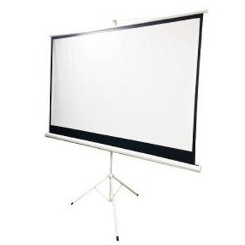 池商 三脚式プロジェクタースクリーン 84インチ RAPSSK84
