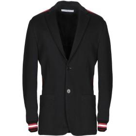 《期間限定セール開催中!》GIVENCHY メンズ テーラードジャケット ブラック 48 コットン 100%
