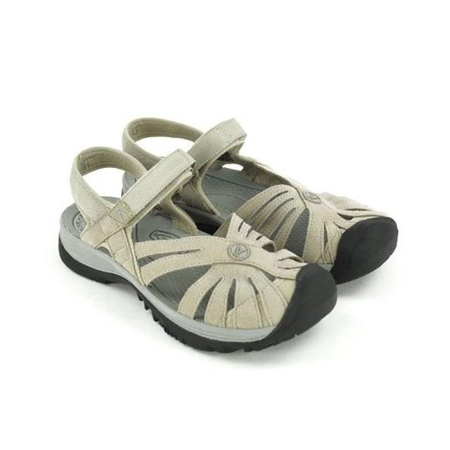 399be971905 キーン KEEN Womens Rose Sandal Aluminum NeutralGray レディース サンダル ローズサンダル 女性用