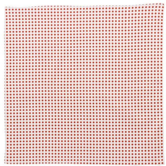 アーテック:豆しぼりバンダナ 赤 4215
