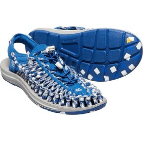 キーン KEEN Mens Uneek Flat Blue Raven