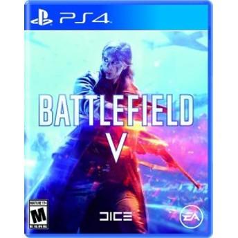 PS4 Battlefield V US(バトルフィールドV 北米版)〈Electronic Arts〉[新品]