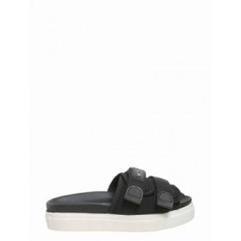 サンダル ビーチサンダル レディース【N21 Slide Sandals】NERO