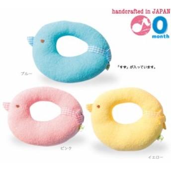 知育玩具 知育おもちゃ 日本製 ひよこのガラガラ 0歳 音あそび おもちゃ 出産祝い 布のおもちゃ 洗える ククゥ