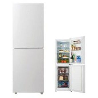 Haier/ハイアール JR-NF218B-W 冷凍冷蔵庫 【218L】(ホワイト)