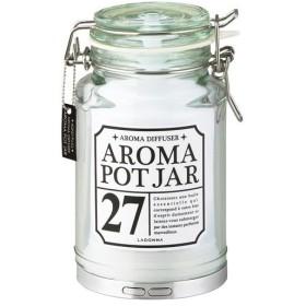ラドンナ アロマディフューザー ポットジャー クリア ADF27-PJ-CL ( 1コ入 )/ ラドンナ