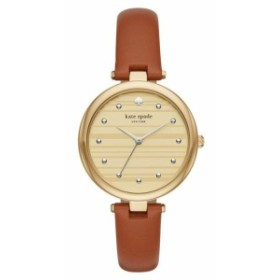 Kate Spade ケイトスペード ヴァリック レザー ストラップ ウォッチ 腕時計 Varick Leather Strap Watch 正