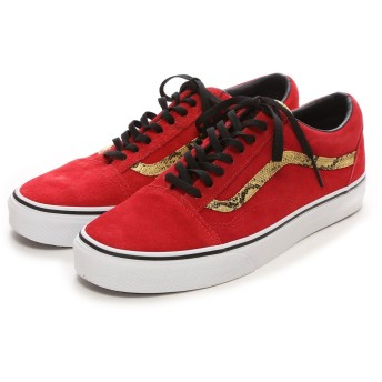 ヴァンズ VANS CHAPTER OLD SKOOL(RED/SNAKE)