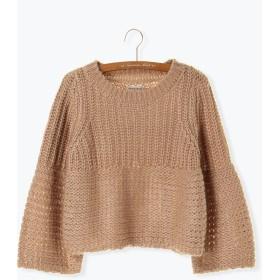 ニット・セーター - Samansa Mos2 ローゲージプルオーバー