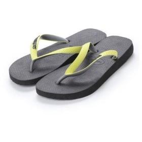 ハワイアナス havaianas TOP MIX (adult sizes) (black / neon yellow)