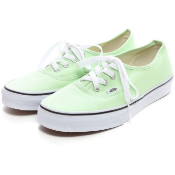 ヴァンズ VANS CHAPTER AUTHENTIC(LIGHT GREEN)