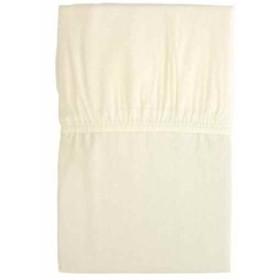 綿100% ベッドシーツ[282301-96](ベージュ, セミダブル)