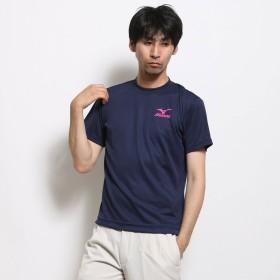 ミズノ MIZUNO テニスTシャツ A75TM29091 ネイビー