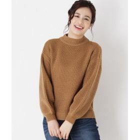 ニット・セーター - Cutie Blonde ワッフルニット