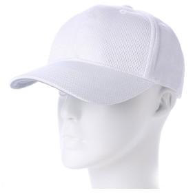 ミズノ MIZUNO 野球練習用帽子 MZ 12JW4B0301 ホワイト (ホワイト)