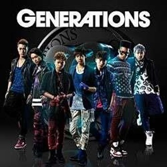 GENERATIONS from EXILE TRIBE/GENERATIONS CD
