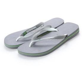 ハワイアナス havaianas BRASIL MIX (steel grey/white/white)