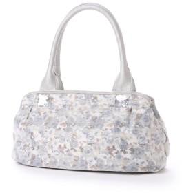 サボイ SAVOY 上品さが魅力の淡い色合いの生地を使用したバッグ (ライトグレー)