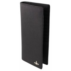 ヴィヴィアン ユニセックス カードケース VIVIENNE WESTWOOD 51060029-40741 ブラック