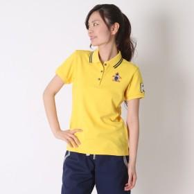 マンシング Munsing ゴルフシャツ 半袖シヤツ(ニツト) RL1556 (イエロー)