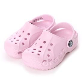 クロックス crocs ジュニアサンダル 10190-6GD (ピンク) ミフト mift
