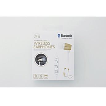 『いい音』Bluetoothアルミカナルイヤホン TABT1SBG