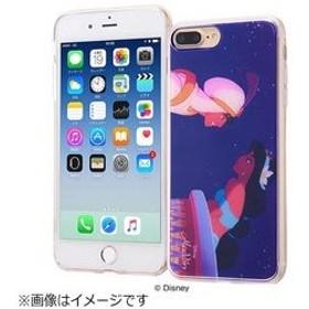 イングレム Ingrem iPhone 7 Plus用 TPUケース+背面パネル ディズニー 名場面 アラジン10 IJ-DP7PTP/AL010