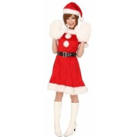 クリスマス衣装 【特価】キャンディサンタ