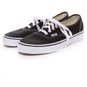 ヴァンズ VANS CHAPTER VANS AUTHENTIC(BLACK)