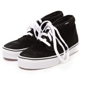 ヴァンズ VANS CHAPTER CHUKKA BOOT(BLACK/WHITE)