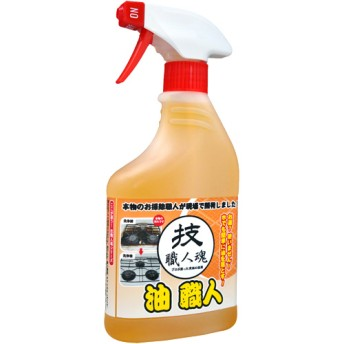 技 職人魂 油職人 (500mL)