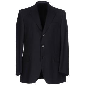 《期間限定セール開催中!》CANTARELLI per GIO MORETTI メンズ テーラードジャケット ダークブルー 52 ウール 100%