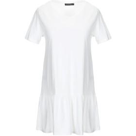 《9/20まで! 限定セール開催中》SCAGLIONE CITY レディース T シャツ ホワイト XS コットン 100%