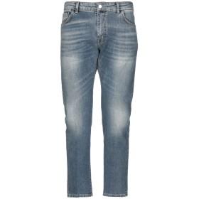 《送料無料》ENTRE AMIS メンズ ジーンズ ブルー 29 コットン 99% / ポリウレタン 1%